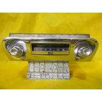 Radio Chevrolet 1959 E 1960 Original Com Gravatinha Gm
