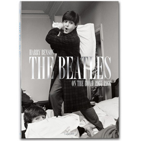 The Beatles On The Road 1964 - 1966 Harry Benson - Taschen