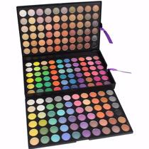 Paleta Profissional 180 Cores Super Pigmentada Frete Grátis