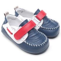 Mocassim Com Velcro - Gambo