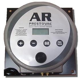 Calibrador De Pneus Elétrico, Com Display, 220v - Prestova