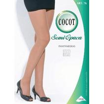 Medias Cocot Panty De Dama X 3 (art. 76) 100% Originales