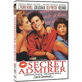 Dvd Admiradora Secreta Novo Orig Lacrado Romance Anos 80