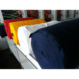 Tela Jersey 20/1 Y 30/1 100% Algodon Blanco