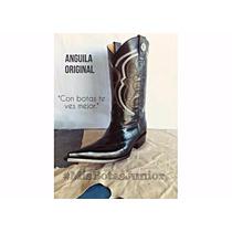 Bota Vaquera Junior Cowboy Anguila