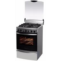 Cocina Orbis 55cm Acero Inox 978acom Luz Encendido Lhconfort