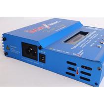 Cargador Balanceador De Bateria Pila Imax B6ac Lipo Nimh