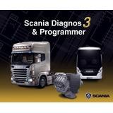 Software Para Camiones Scania Diagnos 3 & Programmer