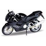 Motocicleta Moto Mz 1000s Escala 1:18 Welly