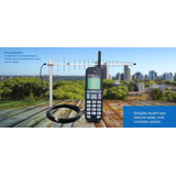 Kit Celular Sem Fio Longo Alcance Quadriband Ca-4500