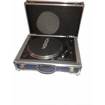 Case Para Toca Discos Pickup Mk2 Technics Stanton Numark Dj
