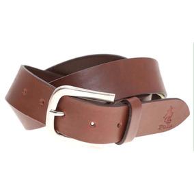 Cinturon Hcp Polo Talla 38 Piel Original Hombre