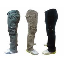 Pantalon Cargo Importado Marca Irun / Yd Collections