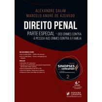 Sinopses P/ Concursos - V.2 - Direito Penal - Especial 2017
