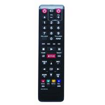 Controle Remoto Dvd Blu-ray Samsung Bd-e5300 / E550 / F5500