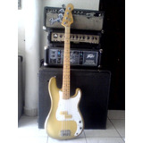 Fender Precison Bass 1978 Rare Color Antigua