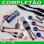 Super Kit Combo Turnigy D2836/8 Brushless Avião - Aeromodelo