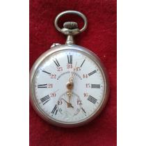 Relógio De Bolso Roskopf Patent 1920