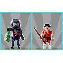 Lote De 3 Playmobil Figuras Sorpresa Serie 3 Niño Sellados