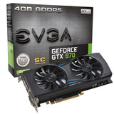 Tarjeta De Video Evga Geforce Gtx 970, 4gb Gddr5 256-bit, Dv