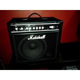 Dj Coma - Amplificador Bajo Marshall Mb30