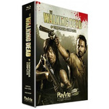 Blu-ray: The Walking Dead - 4ª Temporada - 4 Discos Original