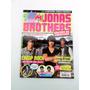 Revista Tkm Nro 1 Especial Jonas Brothers Posters Boedo