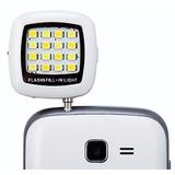 Flash Smatphone Selfie Celular Camera Luz Led Galaxy Iphone