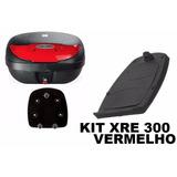 Bau Para Moto Bauleto 45 Litros Xre 300 / Nxr 2009/ 160