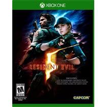 Resident Evil 5 - Xbox One (físico) Fgk