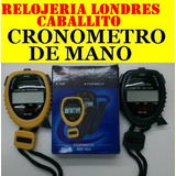 Cronometro Deportivo Ampolleta Digital De Mano Caballito