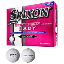 Tati Golf Pelotas Srixon Ladies Soft Feel X 12