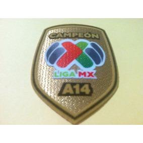 Parche Campeón América Apertura 2014