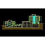 Más De 1000 Planos De Proyectos De Ingeniería Y Arquitectura