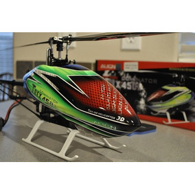 Helicóptero T-rex 450l Dominator Dfc Super Combo Rh45e10x