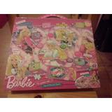 Juego De Recorrido Barbie Yo Quiero Ser...