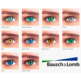 Optima Natural Look - Anual - Bausch & Lomb - Frete Grátis