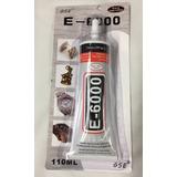 Cola E6000 Super Cola E-6000 110ml P/ Artesanatos E Roupas
