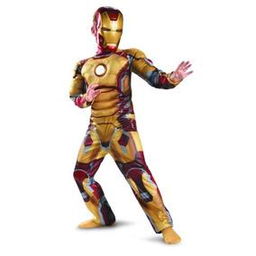 Disfraz Marvel Iron Man Movie 3: Iron Man Mark 42 W66