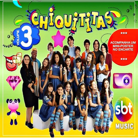 Cd - Chiquititas: Volume 03