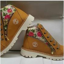 Zapatos Botas Botines Calzado Para Niñas Y Niños