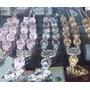 Rosario Relicario Unico Colores Brillantes Cristal De Roca