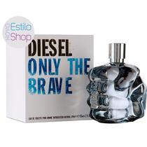 Diesel Only The Brave Masc - Original - 125ml Frete Grátis