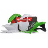 Kit Plásticos Kawasaki Kx 85 Kx 100 2014-2016 Oem Color