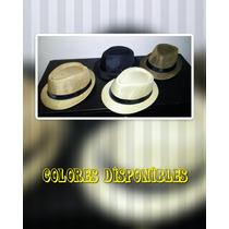 Sombreros Borsalinos Tipo Panameños