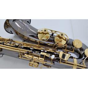 Saxofone Tenor Black Onix - C.g. Conn Cts280rb
