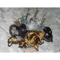Carburador 3e Gasolina Para 2.0 Motor Ap Ww/ford Brosol
