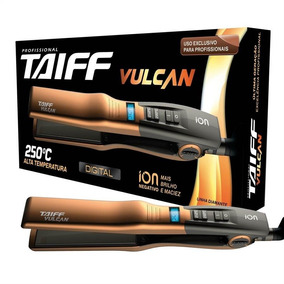Chapa Profissional Vulcan Taiff 200ºc/250ºc -12x S/juros