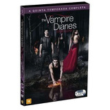 Dvd Diários De Um Vampiro 4ª E 5ª Temporada - Original Lacra