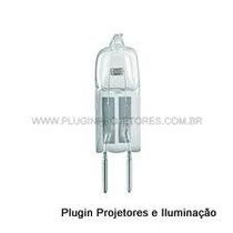 Lampada 24v X 50w Halogena Bipino Jc Gy6,35 Osram 64445u